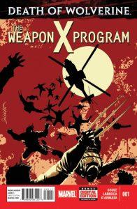 Weapon X Program 1