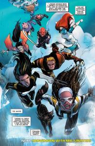 Wolverines 4 Shogun 3