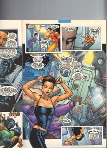 X-Men 100 Kitty 5
