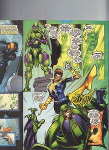 X-Men 100 Kitty 8