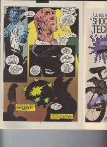 X-Men Annual 2 Magik mention