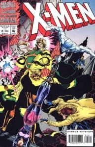 X-Men Annual 2