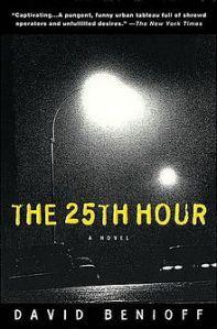 25th Hour Novel