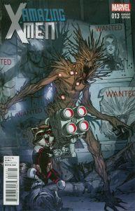 Amazing X-Men 13 Groot Rocket 141 Variant