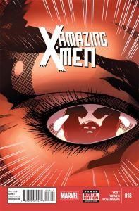 Amazing X-Men 18