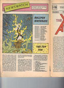 Marvel Age 48 Magik 1