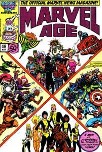 Marvel Age 48
