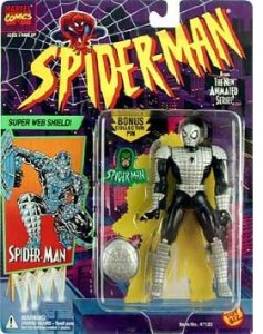 Spider-Man Armor Action Figure