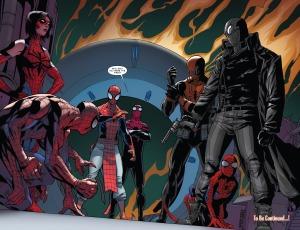 Superior Spider-Man 32 Spider-Army