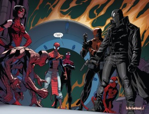 Superior Spider-Man 32 Spider-Army