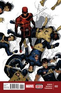 Uncanny X-Men V3 32