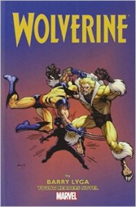Wolverine Barry Lyga Young Reader Novel
