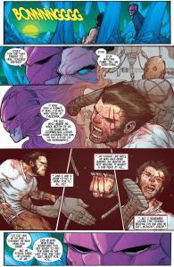 Wolverines 12 Shogun 4
