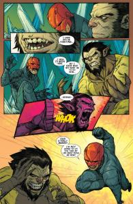 Wolverines 12 Shogun 6