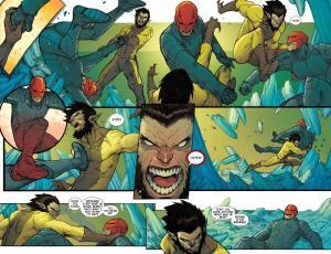 Wolverines 12 Shogun 7