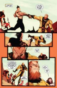 Wolverines 8 Fang crying Shogun watches
