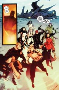 Wolverines 8 Shogun 1