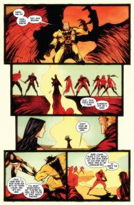 Wolverines 8 Shogun 11
