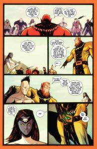 Wolverines 8 Shogun 12