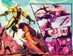 Wolverines 8 Shogun 2