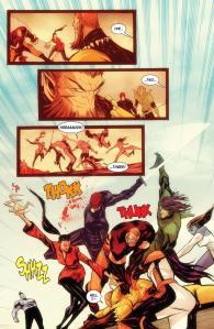 Wolverines 8 Shogun 3