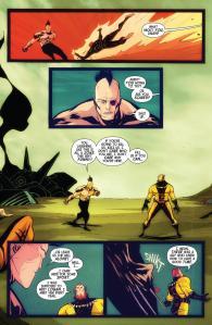 Wolverines 8 Shogun 5