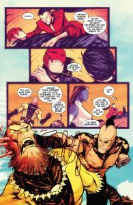 Wolverines 8 Shogun 6