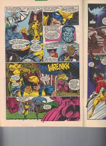 X-Men Adventures V2 4 Magik 5