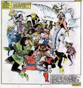 X-Men Classic 104 Kitty 1