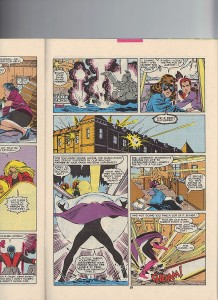 X-Men Classic 104 Kitty E