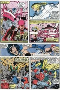 X-Men Classic 95 Magik 2