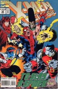 X-Men Classic 95