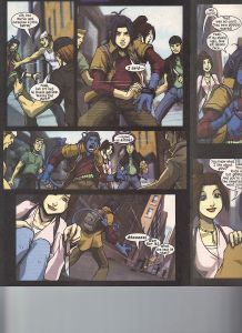 X-Men Evolution 4 Kitty E