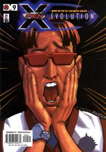 X-Men Evolution 9
