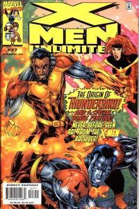 X-Men Unlimited 27