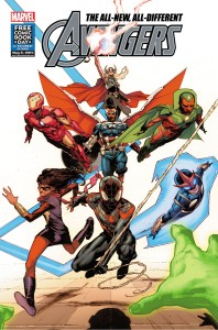 All New All Different Avengers 1