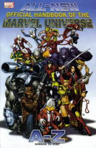 All New Official Handbook of the Marvel Universe A to Z 5