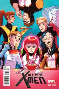 All New X-Men 39 Hicks Variant