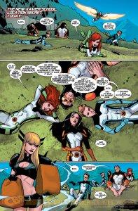 All New X-Men 40 Magik 1
