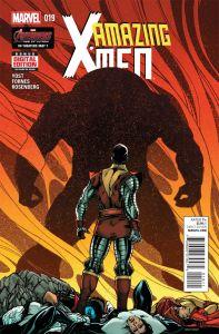 Amazing X-Men 19