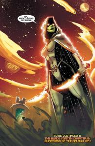 Black Vortex Alpha Gamora Cosmic Change