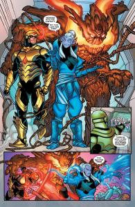 Cyclops 12 Cosmic Cyclops Iceman Groot
