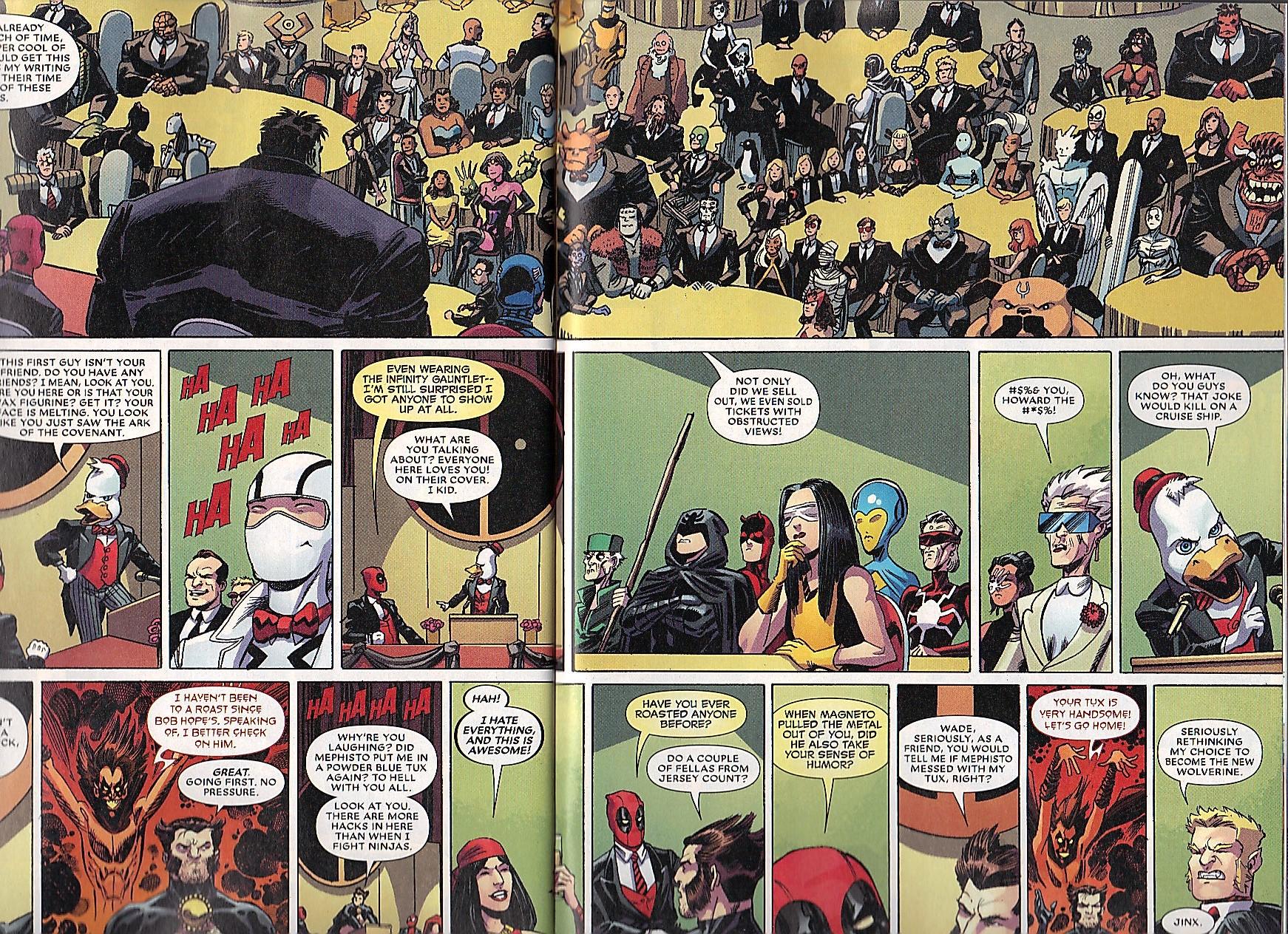 Good Thanoscopter Infinity War Wallpaper - deadpool-v3-45-infinity-gaunthlet-roast-magik  HD_271345 .jpg