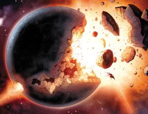 Guardians of the Galaxy V3 25 Hala Gone