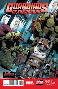 Guardians of the Galaxy V3 26