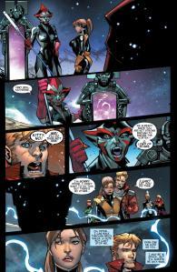 Legendary Star Lord 11 Shadowcat 7