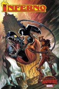 Marvel July 2015 Solict Inferno 3 Garron