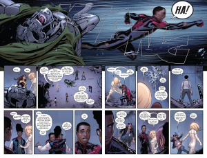 Miles Morales Ultimate Spider-Man 12 Shadowcat 4
