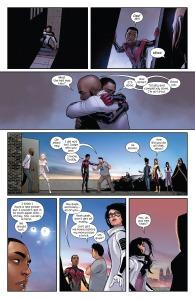 Miles Morales Ultimate Spider-Man 12 Shadowcat 5