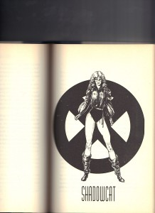 Science of the X-Men Shadowcat 1